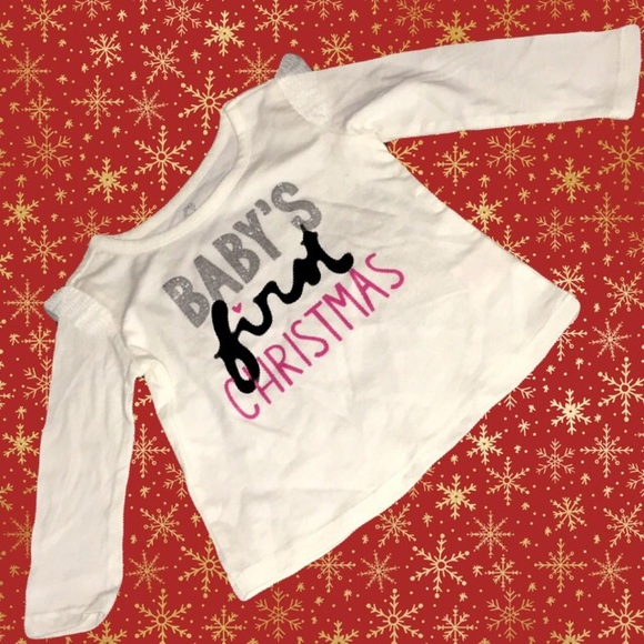 okie dokie Shirts & Tops   9mtulleglitter Babys First ...